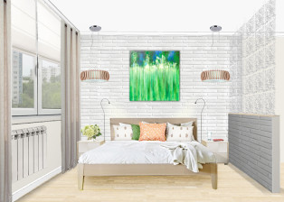 1 Спальня 1