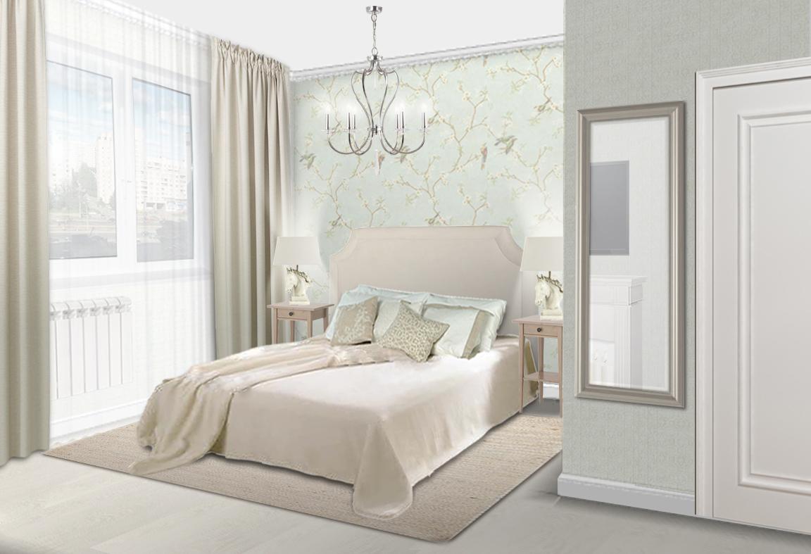 4 Спальня 1