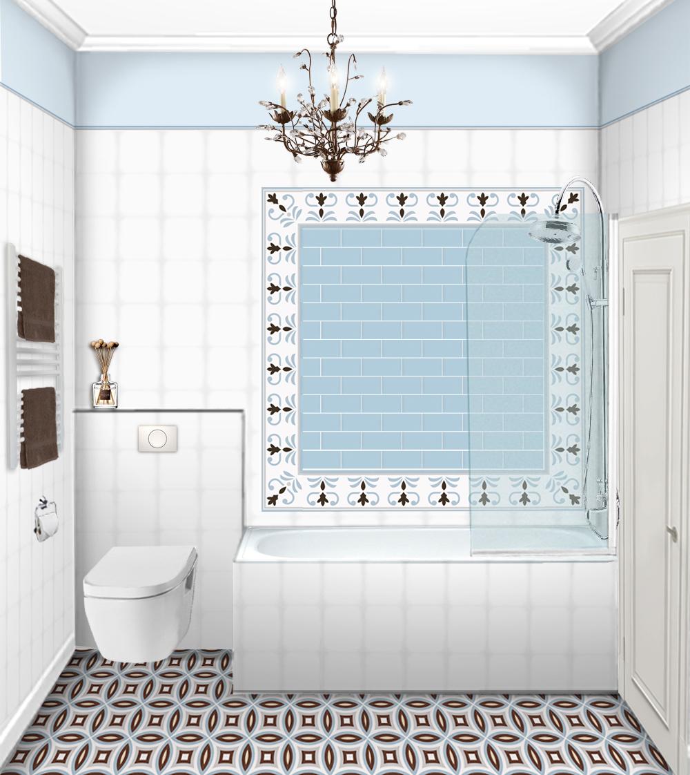 Гостевая ванная 1