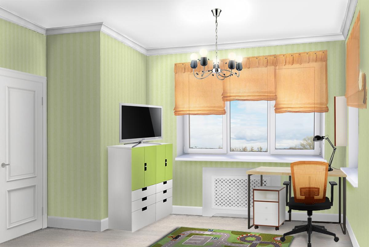 Комната Артема 1