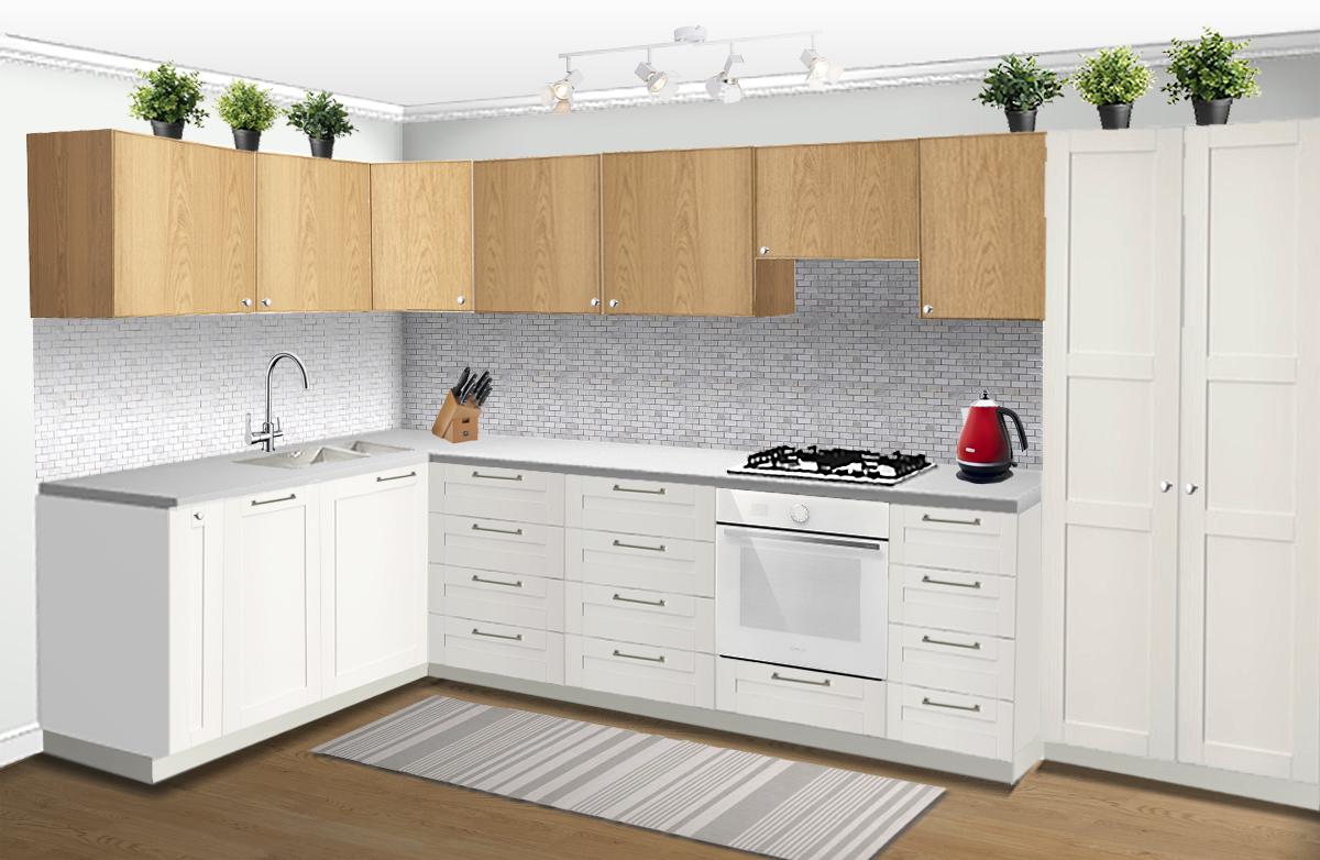 Кухня 2-2