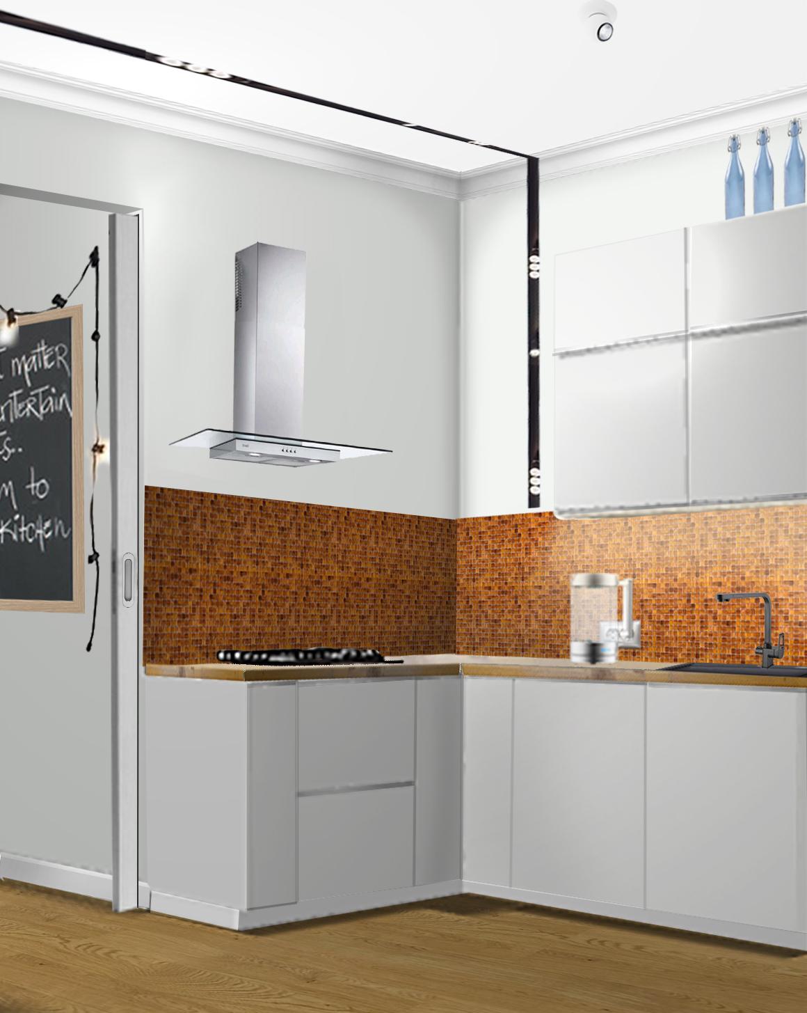 Кухня 3 в