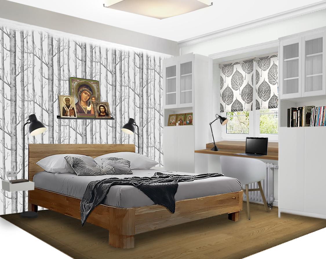 Спальня 1 б